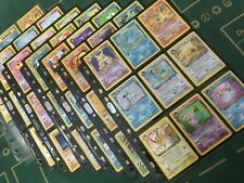 COMPLETE Legendary Collection Pokemon Set Holo Charizard Blastoise Rare Flareon