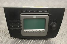 Autorradio MP3 - Seat Altea - Toledo - 5P10351861MM Blaupunkt