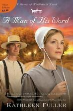 A MAN OF HIS WORD A HEARTS OF MIDDLEFIELD NOVEL By Kathleen Fuller -Paperback