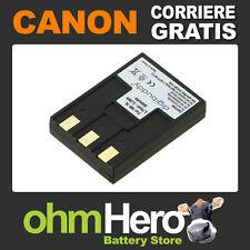 Batteria Alta Qualità per Canon Digital IXUS 700