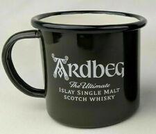 (1) New Mug Ardbeg Scotland Scotch Whiskey Celtic Enamel Metal Campfire Cup