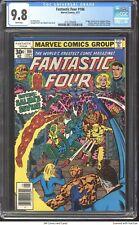 Fantastic Four #186 1977 CGC 9.8 - 1st app. Salem's Seven (Vertigo, Hydron...)