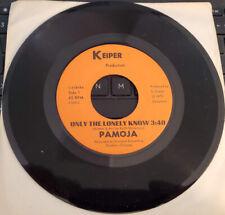 Keiper U-60848 Pamoja Only The Lonely Know b/w Oooh, Baby Mint R&B 45rpm