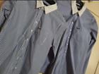 SET OF 2: ABERCROMBIE AND FITCH WOMEN'S LONG SLEEVES BUTTON DOWN SHIRTS, MEDIUM