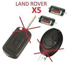 5 PULSANTE CHIAVE TELECOMANDO LAND ROVER DISCOVERY 2 3 TDV6 RANGE ROVER HSE  a