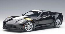 71273 AUTOart 1:18 Chevrolet Corvette C7 Grand Sports Black/White Stripe