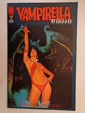 Vampirella Lives Ellis Conner Rude #3B Harris Comics February 1997 NM