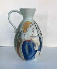 1940s Carl Harry Stalhane Pitcher for Rorstrand