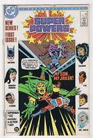 Super Powers #1 (Sep 1986, DC) [1st Samurai, Darkseid, JLA] Carmine Infantino c