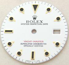 ROLEX YACHT MASTER DIAL 27 MM 16623 16628 ORIGINAL NEW