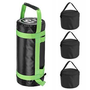 22Lbs-60Lbs Workout Weight Sandbag for Fitness w/ Handles,Adjustable Filler Bags