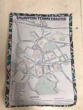 Taunton Town Centre Street Map