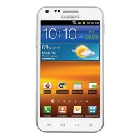 White SPRINT Samsung Galaxy S II Epic 4G Touch SPH-D710 16GB Clean ESN CDMA GOOD