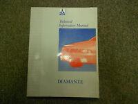1997 MITSUBISHI Diamante Technical Information Service Repair Shop Manual OEM 97