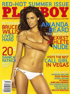 US-Playboy 07/2007     Amanda Beard & Tiffany Selby     Juli/2007