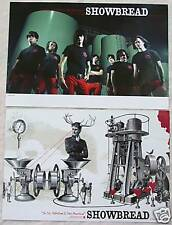 SHOWBREAD No Sir Nihilism Is Not... PROMO 2Sided Poster