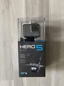 Neuwertige GoPro Hero5 Black Action Cam – inkl. sehr großem Zubehörpaket