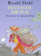 Fantastic Mr. Fox,Roald Dahl, Quentin Blake