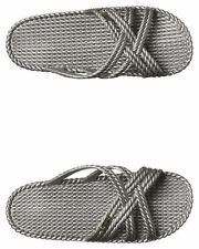 Slides Rubber Flats for Women