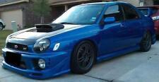 Subaru Impreza Version 7 Bugeye Chargespeed Style High Scoop