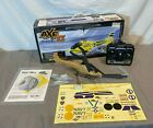 Heli Max AXE EZ HMXE0536 Pre-Built Radio Controlled Helicopter GREAT