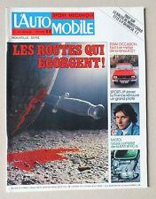 L AUTOMOBILE - SPORT MECANIQUE - MENSUEL N° 344 - FEVRIER 1975 *