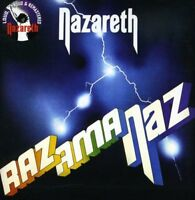 Nazareth - Razamanaz (loud proud and remastered) [CD]