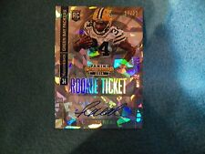 2014 Panini Contenders Rookie Ticket Cracked Ice Autograph  #167 Rajion Neal RC