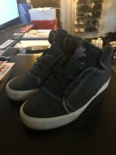 Supra Tk Society Low Navy / White Men's Size 8