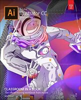 Adobe Illustrator CC Classroom in a Book (2018 release), 1E By Brianwood