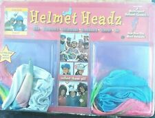 Helmet Headz Helmet Covers 2 pack- Unicorn Jewel. One size fits most 929867 NEW