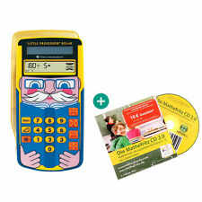 TI Little Professor Taschenrechner + MatheFritz Lern-CD