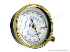 Manometer of low pressure Mastercool ML for R12 R22, Low side gauge manómetro