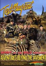 Ted Nugent - Spirit of the Wild Presents Adventures Beyond the Pavement (DVD)
