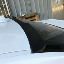 Flat Black 889 HRW Rear Roof Spoiler Window Wing For 2003~07 Honda Accord Sedan