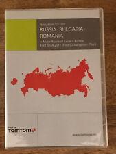 Ford MCA 2017 Navegación Tarjeta SD Plus Rusia Bulgaria Romania