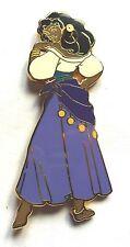 VERY RARE Disney Pin Badge WDW - Hunchback Series (Esmeralda)