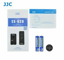 JJC ES-628O2 (With CABLE-J) Wireless Remote Controller RM-UC1 E-PL6 PL7 OMD EM10