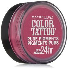 MAYBELLINE Color Tattoo ~ 24 Hour PURE PIGMENTS Eyeshadow ~ PINK REBEL #20