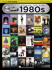 Songs of the 1980s The New Decade Series Sheet Music E-Z Play Today 000159574