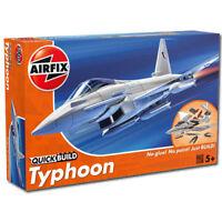 AIRFIX QuickBuild Eurofighter Typhoon J6002 Aircraft Model Kit