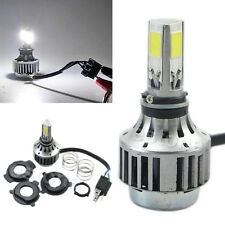 Hot 32W 3000LM COB LED Hi/Lo Beam H4 Motorcycle Headlight Front Light Bulb Lamp