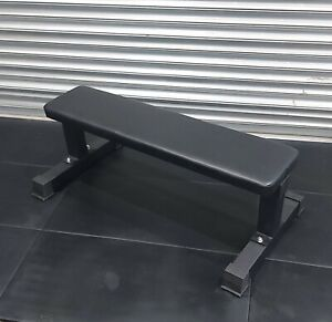 Heavy Duty Flat Weight Bench Commercial Gym Equipment