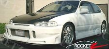 92-95 Honda Civic Hatchback Buddy Club BC Style Side Skirts USA CANADA