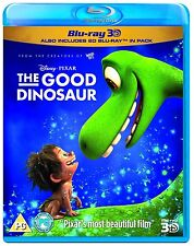 The Good Dinosaur 3D Blu-Ray 3D + 2D Disney BRAND NEW FREE SHIPPING