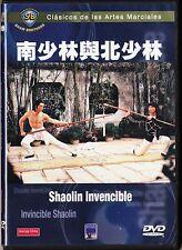 Clásicos de las Artes Marciales: SHAOLIN INVENCIBLE de Chang Cheh DESCATALOGA