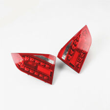 A Pair Rear Inner LED Tail Light Lamp(4 Pin) For AUDI A4 S4 Saloon 08-12 & L + R