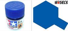 Acrylic Paint - Colore Acrilico Vernice 10ml X-4 X4 BLUE 81504 Tamiya