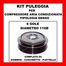 KIT PULEGGIA COMPRESSORE ARIA CONDIZIONATA ALFA ROMEO MITO DA 08 4471902142