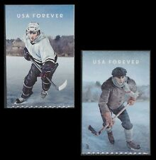 US 5252-5253 History of Hockey forever set (2 stamps) MNH 2017 10/27